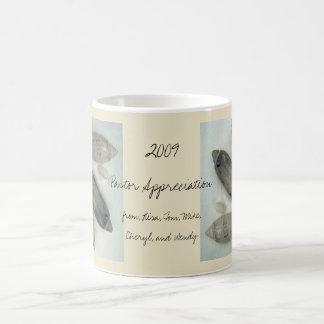 Pastor Appreciation Classic White Coffee Mug