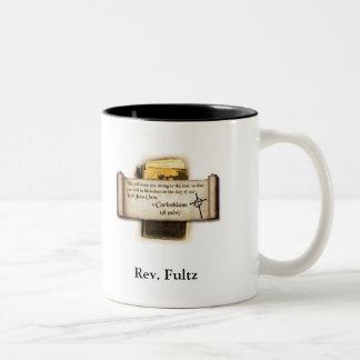 Pastor Appreciation Mug