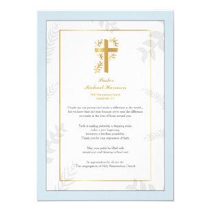 Pastor Invitations Zazzle