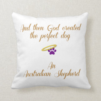 Pastor australiano cojín
