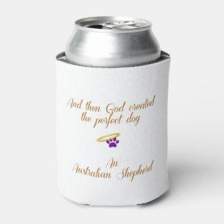 Pastor australiano enfriador de latas