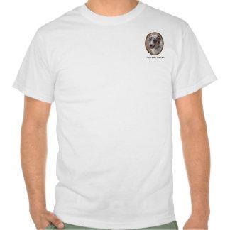 Pastor australiano camiseta