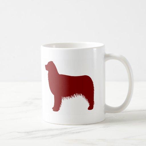 Pastor australiano (rojo) taza de café