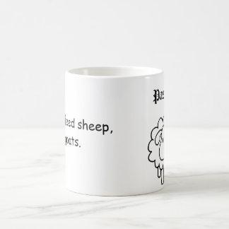Pastor Classic White Coffee Mug