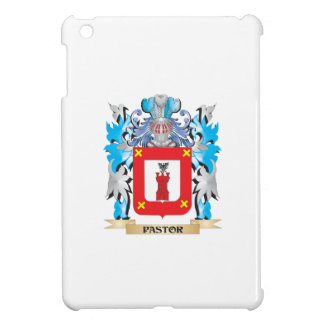 Pastor Coat of Arms - Family Crest Cover For The iPad Mini