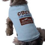 Pastor de Anatolia Camiseta De Perrito