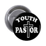 Pastor de la juventud pins