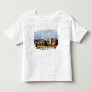 Pastor Ernst Glueck introduces Marta Toddler T-shirt