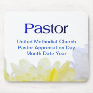 Pastor Gifts Mouse Pad