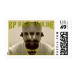 Pastor Lithium Postage Stamp