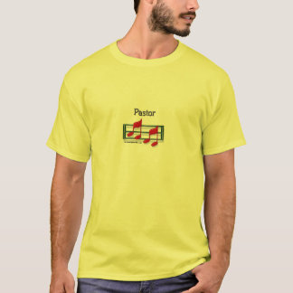 Pastor Notes T-Shirt