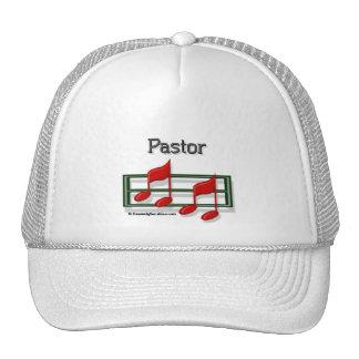 Pastor Notes Trucker Hat