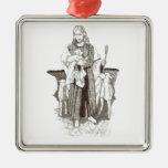 """""""Pastor """" Ornamento Para Arbol De Navidad"""