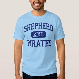 Pastor - piratas - High School secundaria - pastor Playera