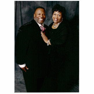 Pastor Richard & Elect Lady Lisa Williams Statuette