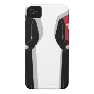 Pastor vector Case-Mate iPhone 4 case