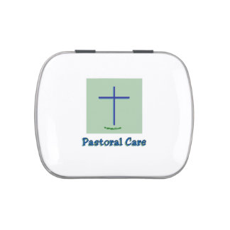 Pastoral Care Jelly Belly Candy Tin