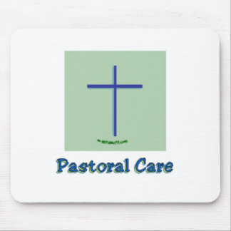 Pastoral Care Mouse Pad