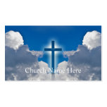 Pastoral Information Cards Double-Sided Standard Business Cards (Pack Of 100)