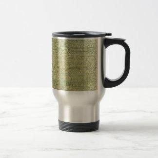 Pastoral (Rhythms) by Paul Klee Travel Mug
