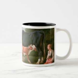 Pastoral Scene Coffee Mugs