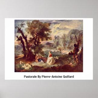 Pastorela de Pedro-Antoine Quillard Impresiones