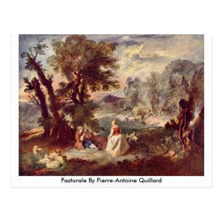 Pastorela de Pedro-Antoine Quillard Postal