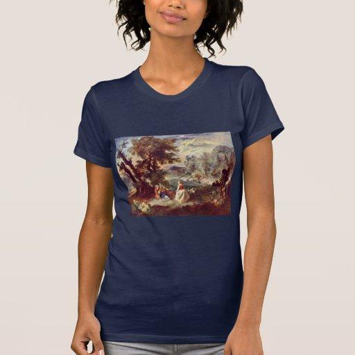 Pastorela de Quillard Pedro-Antoine Camiseta