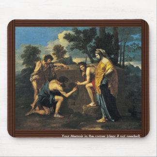 Pastores en Arcadia (y en ego de la Arcadia), Tapetes De Ratones