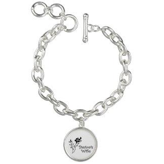 Pastors Wife Elegance Charm Bracelet