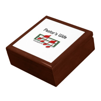 Pastor's Wife Notes Gift Box