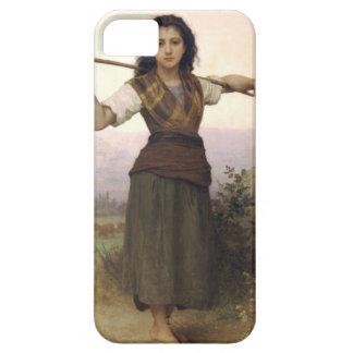 pastourelle fine art iPhone SE/5/5s case