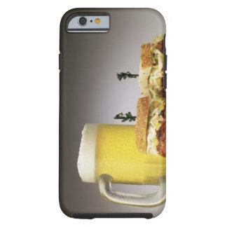 Pastrami en ruda con la cerveza funda para iPhone 6 tough