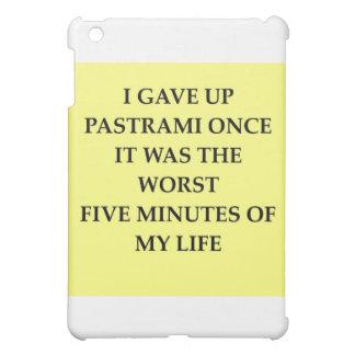 PASTRAMI.jpg iPad Mini Cover