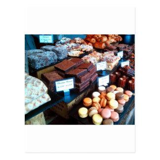 Pastries Postcard