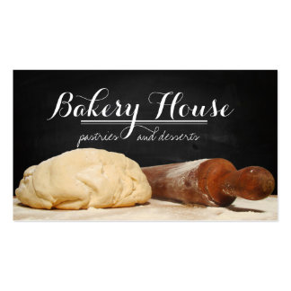 Pastry / Bakery / Pastry chef / Bakery Store Tarjetas De Visita
