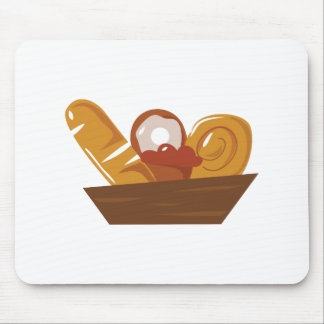 Pastry Basket Mouse Pad