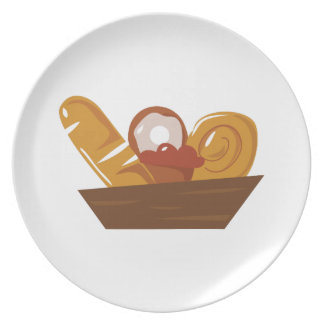 Pastry Basket Plates