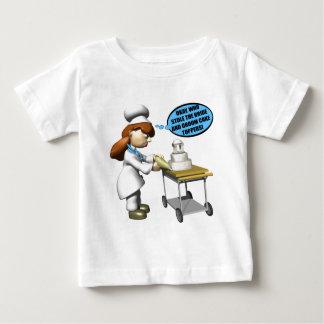 Pastry Chef Baby T-Shirt