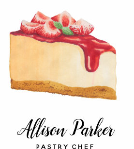 Pastry chef business cards zazzle pastry chef business card colourmoves