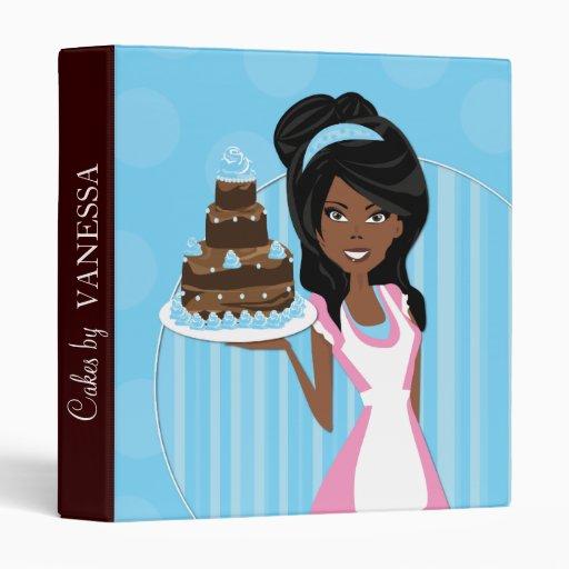 Cake Decorating Binder How To Use : Pastry Chef Cake Ideas 32740 Pastry Chef Cake Portfolio Bi