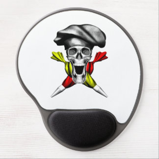Pastry Chef Color Gel Mouse Pad