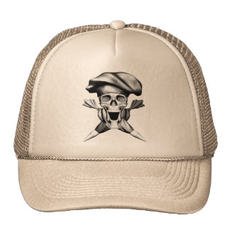 Pastry Chef Trucker Hat
