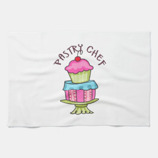 Pastry Chef Kitchen Towels