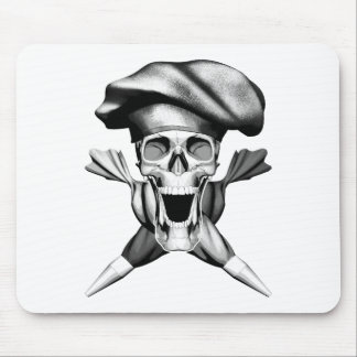 Pastry Chef Mouse Pad
