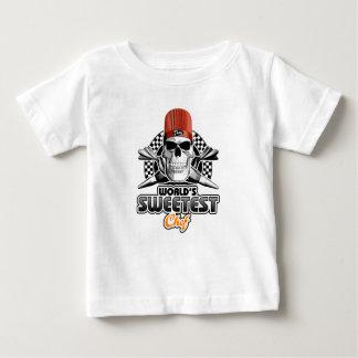 Pastry Chef: Sweet Chef (B&W) Baby T-Shirt