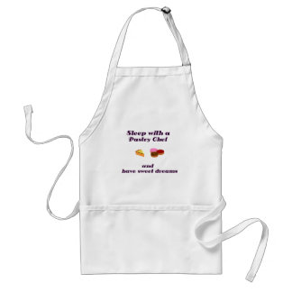 Pastry Chef: Sweet Dreams Adult Apron