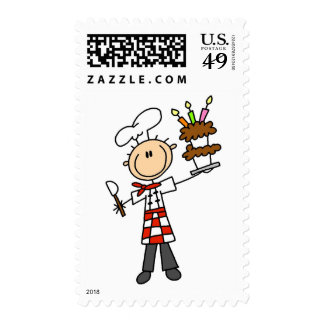 Pastry Chef Tshirts and Gifts Postage
