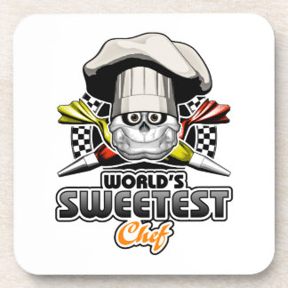 Pastry Chef: World's Sweetest Chef v4 Coaster