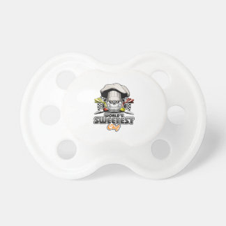 Pastry Chef: World's Sweetest Chef v4 Pacifier